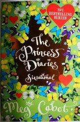 THE PRINCESS DIARIES. SIXSATIONAL - Meg Cabot 2004