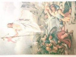 JEZUS CHRYSTUS ZMARTWYCHWSTAŁ. NOWY OBRAZEK