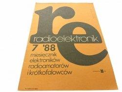RADIOELEKTRONIK 7'88