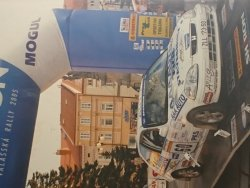 RAJD WRC 2005 ZDJĘCIE NUMER #297 HONDA CIVIC
