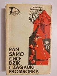 PAN SAMOCHODZIK I ZAGADKI FROMBORKA - Zbigniew Nienacki 1982