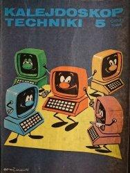 KALEJDOSKOP TECHNIKI NR 5 (372) 1988