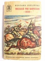 WRZESIEŃ POD KARPATAMI 1939 - Ryszard Zieliński 1969