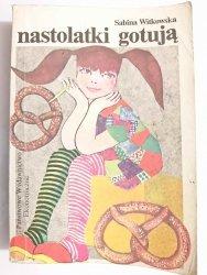 NASTOLATKI GOTUJĄ - Sabina Witkowska 1989