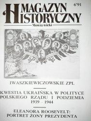 MAGAZYN HISTORYCZNY MÓWIĄ WIEKI NR 6'91