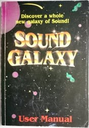 SOUND GALAXY. USER MANUAL