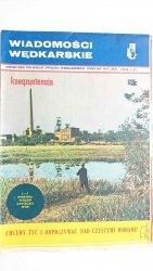 WIADOMOŚCI WĘDKARSKIE KWIECIEŃ 1971 (262)