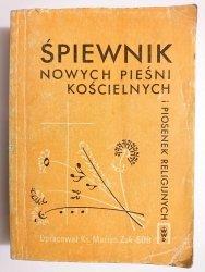 ŚPIEWNIK NOWYCH PIEŚNI KOŚCIELNYCH I PIOSENEK RELIGIJNYCH - Ks. Marian Żuk SDB 1983