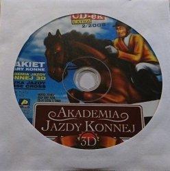 CD EK EXTRA 2/2008 AKADEMIA JAZDY KONNEJ 3D