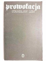 PROWOKACJA - Stanisław Lem 1984