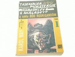 TAJEMNICA MIKSTEKÓW. ROZBÓJNICY Z MALADETY - Karol May 1988