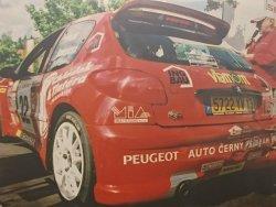 RAJD WRC 2005 ZDJĘCIE NUMER #005 PEUGEOT 207