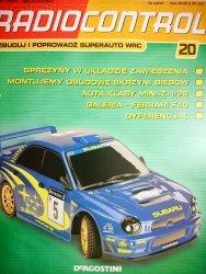 RADIOCONTROL. ZBUDUJ I POPROWADŹ SUPERAUTO WRC 20