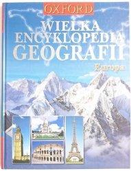 WIELKA ENCYKLOPEDIA GEOGRAFII. EUROPA 2005