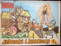 KAJKO I KOKOSZ. SZRANKI I KONKURY CZĘŚĆ 1 1989