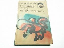 TRZEJ MUSZKIETEROWIE CZĘŚĆ II - Aleksander Dumas 1975
