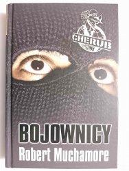 BOJOWNICY - Robert Muchamore 2008