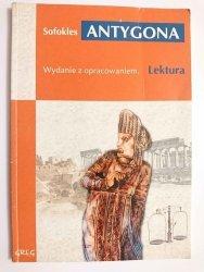 ANTYGONA – SOFOKLES. WYDANIE Z OPRACOWANIEM - A. Popławska