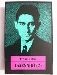 DZIENNIKI 1910-1923 CZĘŚĆ II - Franz Kafka 1993