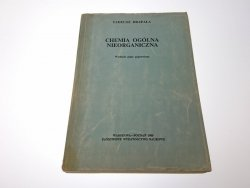 CHEMIA OGÓLNA NIEORGANICZNA - Tadeusz Drapała 1980