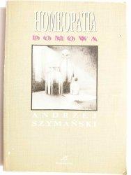 HOMEOPATIA DOMOWA - Andrzej Szymański 1991