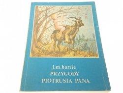 PRZYGODY PIOTRUSIA PANA - J. M. Barrie