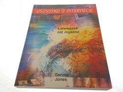 WSZYSTKO O INTERNECIE. ŁATWIEJSZE NIŻ MYŚLISZ 2002