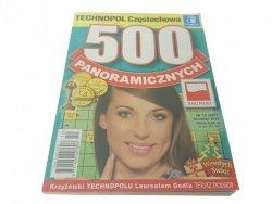 TECHNOLPOL CZĘSTOCHOWA 500 PANORAMICZNYCH 12-2016
