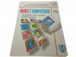 NAUKA Z KOMPUTEREM + PŁYTA CD - Ewa Gurbiel (2001)