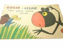 GUCIO I CEZAR TAM GDZIE PIEPRZ ROŚNIE CZĘŚĆ 6 1969