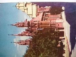 VILNIUS. ST ANNE'S CHURCH AND BERNARDINE CHURCH