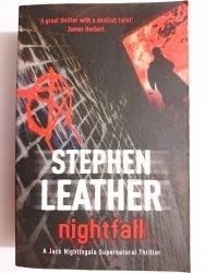 NIGHTFALL - Stephen Leather 2010