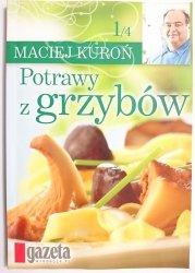 POTRAWY Z GRZYBÓW - Maciej Kuroń 2008