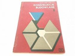 KONSTRUKCJE BUDOWLANE CZ. 2 - Leonard Urban (1978)