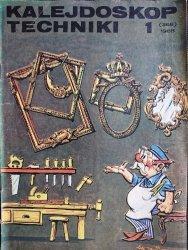 KALEJDOSKOP TECHNIKI NR 1 (368) 1988