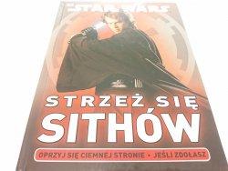 STAR WARS STRZEŻ SIĘ SITHÓW 2012