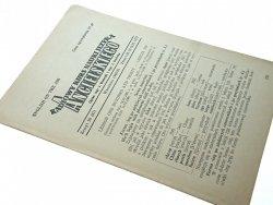 RADIOWY KURS NAUKI JĘZYKA ANGIELSKIEGO 28 1960/61