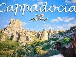 CAPPADOCIA. TURKIYE