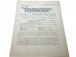RADIOWY KURS NAUKI JĘZYKA ANGIELSKIEGO 20 1960/61