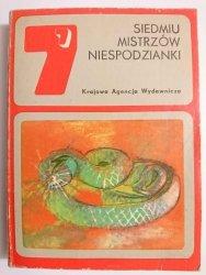 SIEDMIU MISTRZÓW NIESPODZIANKI  1981