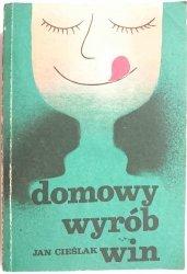 DOMOWY WYRÓB WIN - Jan Cieślak 1985