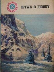 MINIATURY MORSKIE. BITWA O FIORDY Perepeczko 1961