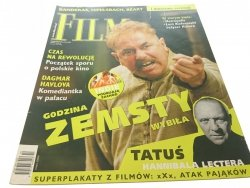 FILM. PAŹDZIERNIK (10) 2002 + PLAKAT