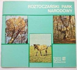 ROZTOCZAŃSKI PARK NARODOWY - red. Wilgat 1985
