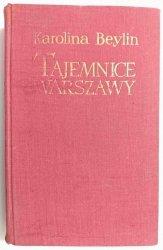 TAJEMNICE WARSZAWY - Karolina Beylin 1956