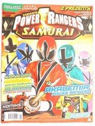 SABAN'S POWER RANGERS SAMURAI KWIECIEŃ/ MAJ 2012