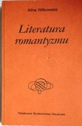LITERATURA ROMANTYZMU - Alina Witkowska 1986