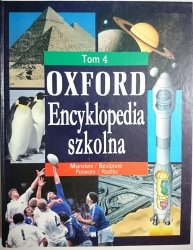 OXFORD ENCYKLOPEDIA SZKOLNA TOM 4 POTWORY RZEŹBY
