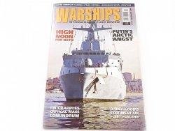 WARSHIPS. INTERNATIONAL FLEET REVIEW APRIL 2017