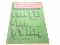 MATEMATYKA - M. Bryński, T. B. Iwiński